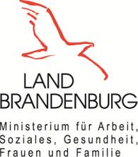 Ministerium für Arbeit und Soziales Logo